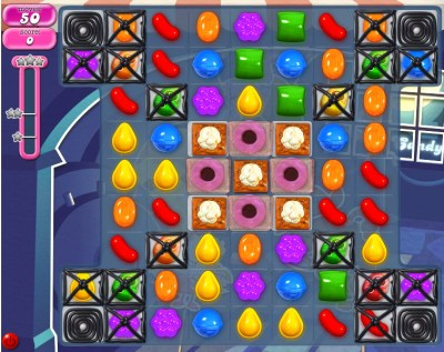 Candy Crush Saga - niveau 838