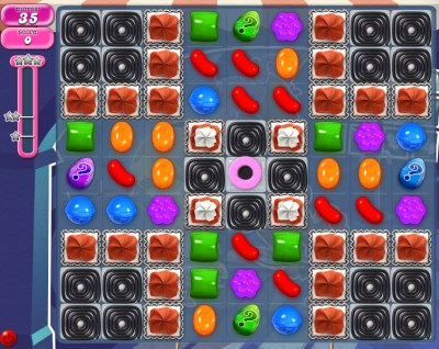 Candy Crush Saga - niveau 839