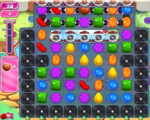 Candy Crush niveau 909