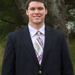 Mike Kennedy of Naugatuck recently graduated from Bridgton Academy in Maine. CONTRIBUTED