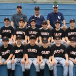 The Peter J. Foley Little League Giants. CONTRIBUTED