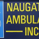 Naugatuck Ambulance on Rubber Avenue is looking at changing paramedic coverage in Naugatuck due to increasing costs. ELIO GUGLIOTTI