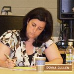 Region 16 Board of Education member Donna Cullen was chosen Aug. 3 by her fellow board members to be their next chair. ELIO GUGLIOTTI