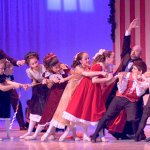 Brass City Ballot in Middlebury is holding auditions for 'The Nutcracker' this weekend. CONTRIBUTED