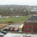 St. Mary's hospital still plans to open a medical complex on Parcel C in Naugatuck.