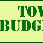 TownBudget