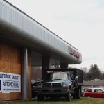 J&M Automotive is expanding into the former Dodge dealership on New Haven Road in Naugatuck. -LARAINE WESCHLER