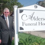 John Ford, owner of Alderson Slater Mulville Funeral Homes,  was named runner-up for Funeral Director of the Year by the American Funeral Director magazine.  -CONTRIBUTED