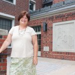 Evelyn Gobstein, principal of the now-closed Central Avenue Elementary School, has been transferred to principal at Hop Brook Elementary. –RA ARCHIVE