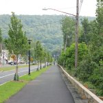 A punch list of minor items remain before the state Department of Transportation will sign off on the streetscape project in downtown Beacon Falls. –ELIO GUGLIOTTI
