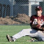 Post 17 two-year players Nolan Kinne (pictured) and Adam Neveski will be looked upon for leadership next year for a Naugatuck team that finished the season strong with a 7-4 record over the last two weeks. –RA ARCHIVE