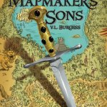 Move Books, a publishing company owned by Beacon Falls resident Eileen Robinson recently published 'The Mapmaker's Sons,' by V. L. Burgess. Robinson hopes the book will inspire boys to read. –CONTRIBUTED