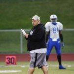 Craig Bruno, the former head football coach at Bunnell High in Stratford, was hired as Naugatuck High School's head football coach Thursday. –RA ARCHIVE