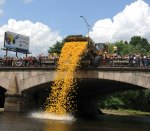 Nonprofits sought to sell duck race tickets