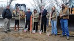 Hidden Acres breaks ground for indoor arena