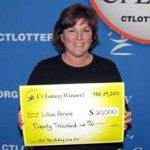 Prospect woman wins lottery prize