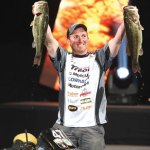 Paul Mueller of Naugatuck finished second at the 2014 Bassmaster Classic, held Feb. 21-23 at Lake Guntersville in Birmingham, Ala. Mueller set the one-day record at the tournament with five keepers weighing 32 pounds, 3 ounces. -GARY TRAMONTINA