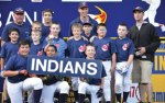 Indians run through playoffs