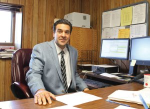 The Region 16 Board of Education last week approved a new three-year contract for Superintendent of Schools Michael Yamin. –FILE PHOTO