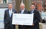 Foundation awards grant to NEDC