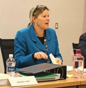 Naugatuck Superintendent of Schools Sharon Locke. –FILE PHOTO