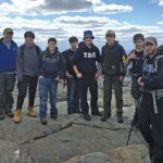 Boy Scouts from Troop 109 in Naugatuck took a trip to Mount Monadnock in New Hampshire the weekend of April 29. –CONTRIBUTED