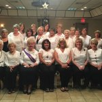 The Naugatuck Emblem Club recently held its installation of officers. Supreme President Jean Clark was the installing officer and Angela Roberge was the installing marshal. Kim Best was installed as the new club president for the year. –CONTRIBUTED