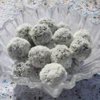 Бонбони с рожков и семена от чиа