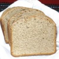 Хляб от черно пшенично брашно