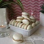 Френски макарони (Macaroons) с Италиански мeренг (Italian meringue)