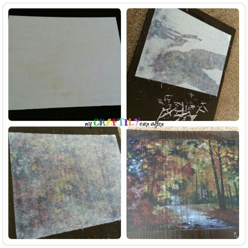 Image Result For How To Transfer Pictures Onto Wood