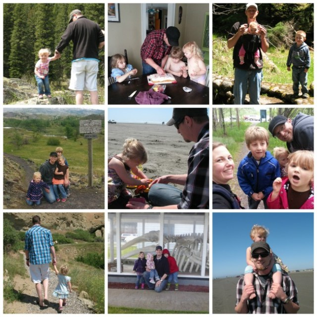 father's day 2014 collage