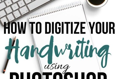 how-to-digitize-handwriting-using-photoshop-elements