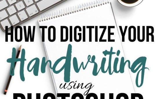 how-to-digitize-handwriting-using-photoshop-elements
