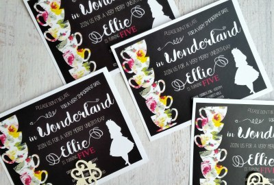 themed invitations