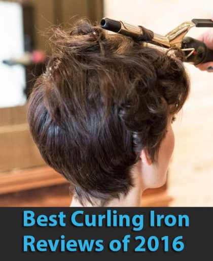 Best Curling Iron Reviews of 2016
