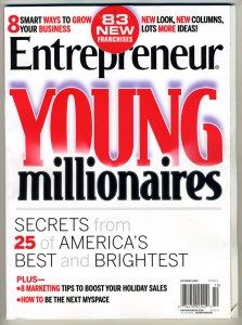 entrepreneur1 223x300 Entrepreneur Magazine   One Year Subscription Only $4.50