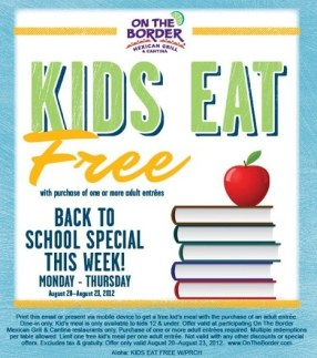 ScreenHunter 64 Aug. 20 11.28 On the Border   Kids Eat Free Monday 8/20   Thursday 8/24