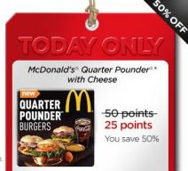 mycokerewards 300x272 My Coke Rewards   Free McDonalds Quarter Pounder for 25 Coke Points