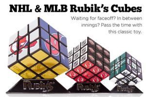rubik 300x199 NHL & MLB Rubiks Cube For Just $4.99 Shipped! (Reg $19.99)