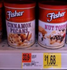 fisher nuts Fisher Nuts Only $0.68 Each at Walmart