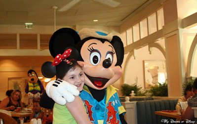 Disney Dining Review: Cape May Cafe