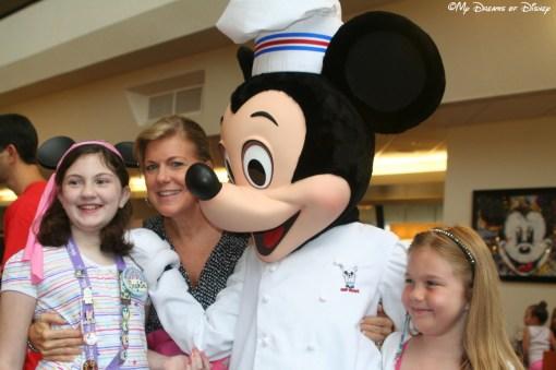 Walt Disney World Resort, Contemporary Resort, Mickey Mouse