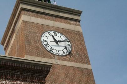 Gonzo, Muppets, Clock, Disney's Hollywood Studios