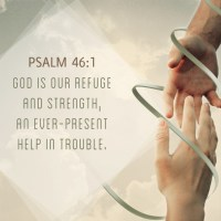 Prayers for the Week -- God is our Refuge