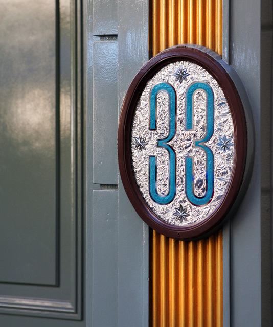 Club 33 is the most exclusive restaurant in Disney -- and it's located in New Orleans Square!