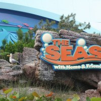 Epcot Future World - Seas with Nemo and Friends