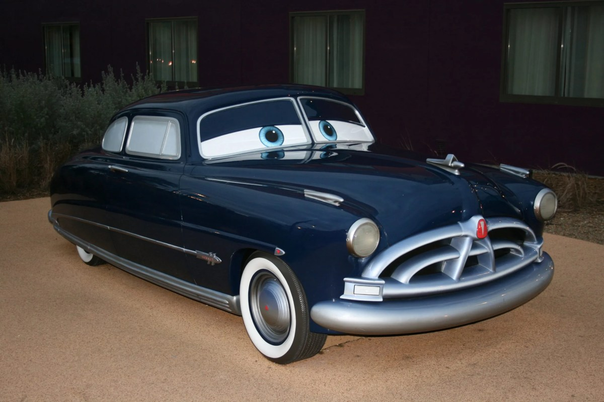 Keith Partridge Buys Pixar's Doc Hudson