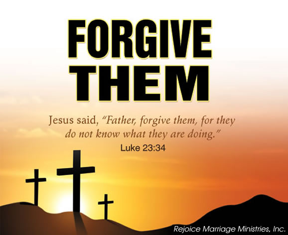 Prayers for the Week - Forgiveness