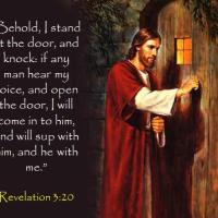 Prayers for the Week - Jesus Knocks